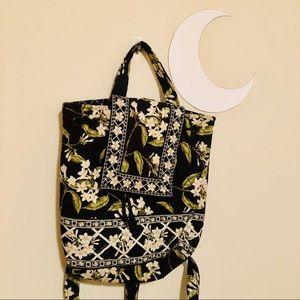 Vintage Classic Jasmine Vera Bradley Backpack